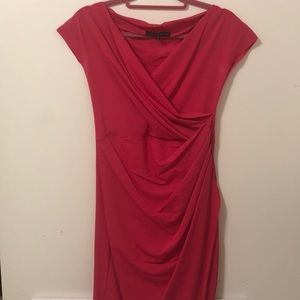 Hot pink Antonio Melani dress